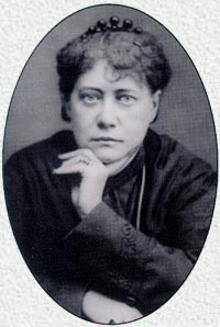 blavatsky - metaphysician